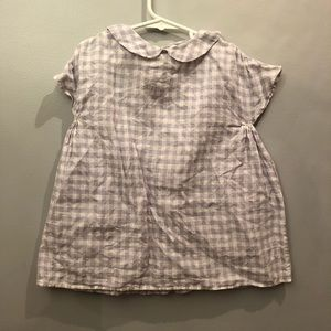479f3c2446 Mabo Kids Dresses - Mabo linen girl s dress. Size 2 3.